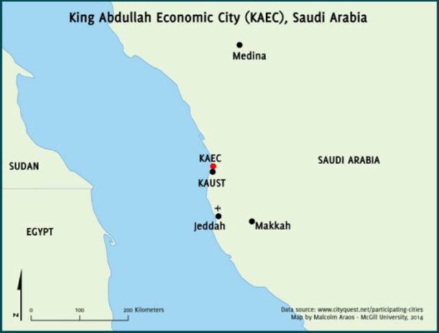 KAEC: A New Hub for Saudi Arabia - NewCities