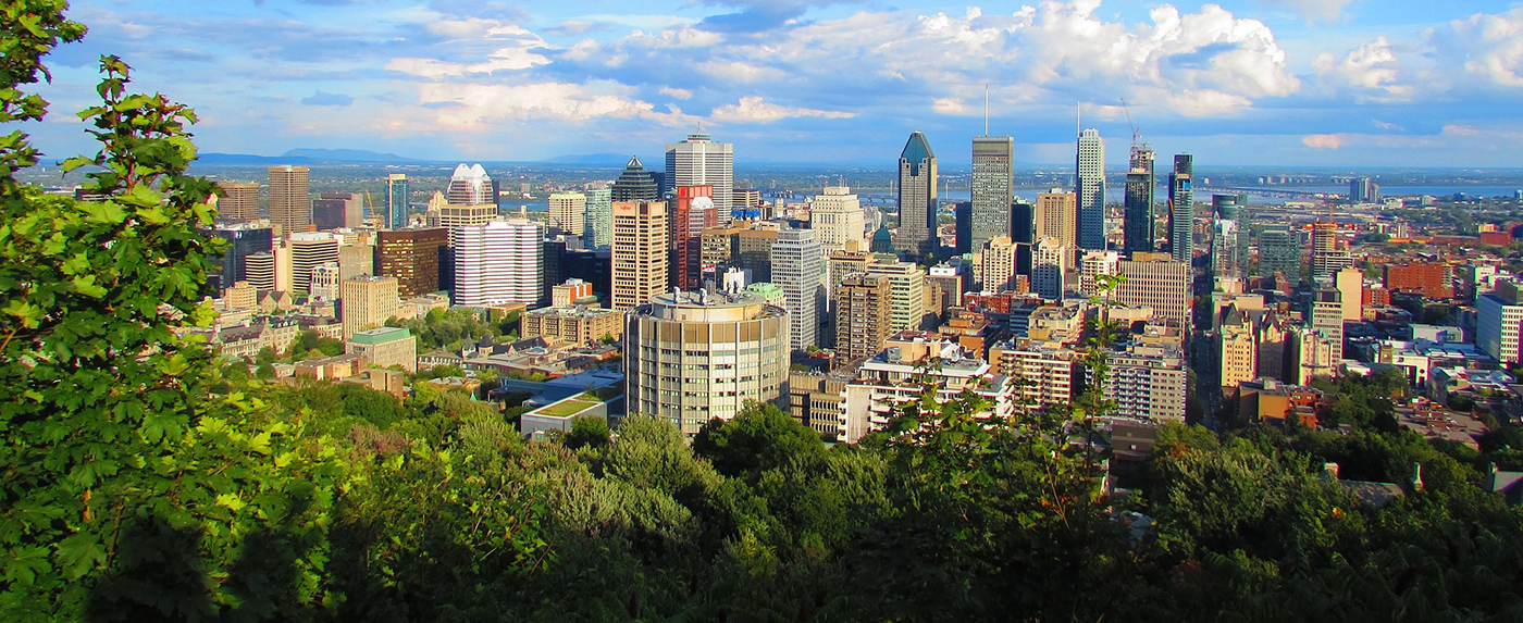 Montréal, A City of Wellbeing